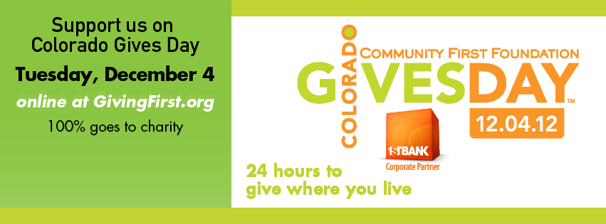 Colorado Gives Day Is Right Around The Corner This 24 Hour Event Is Presented By Giving First Part Of Th Giving Day Dragon Boat Festival Community Foundation