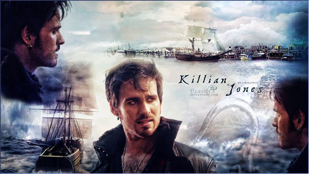 Captain Hook Killian Jones Wallpapers 2x22 By Venerka On Deviantart Killian Jones Captain Hook Colin O Donoghue
