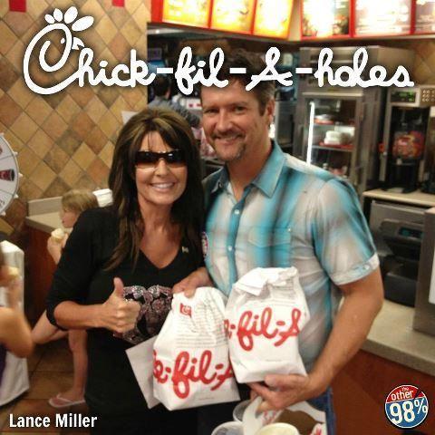 Chick-Fil-A-Holes