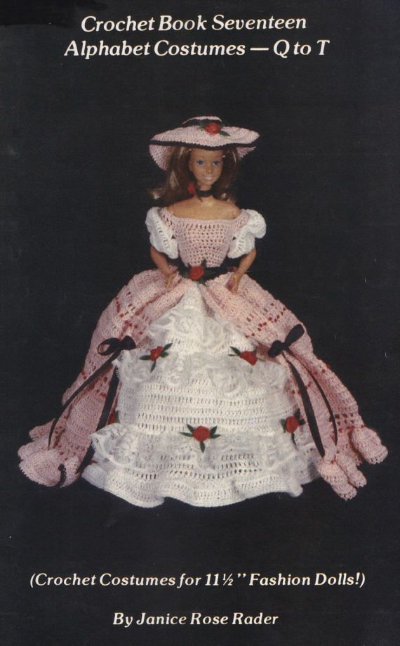 Alphabet Kostüme Q T Janice Rose Rader Mode Puppe Kleidung ...