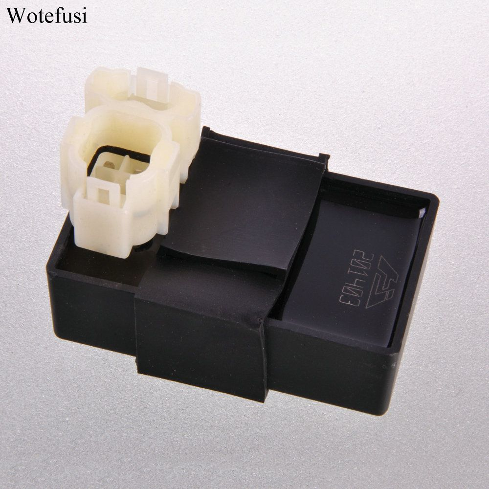 Wotefusi For Scooter Motor Cdi GY6 50CC 139QMB 139QMA GY6