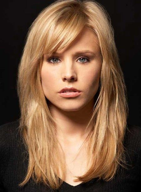 Hair Cut, Bangs And Layers. This Is Literally How I Want My Hair To