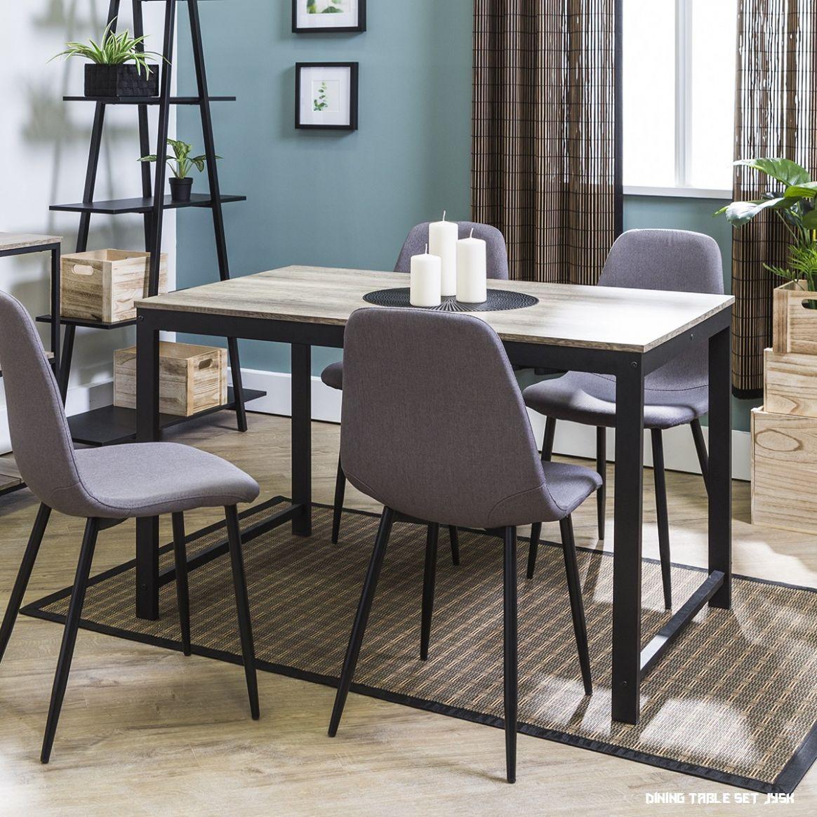 9 Dining Table Set Jysk   Dining table, Dining table setting ...