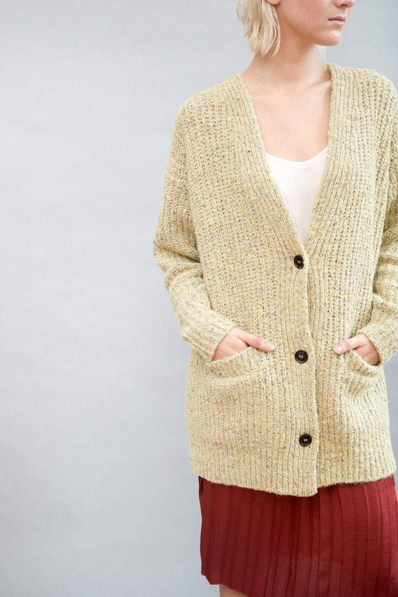 The Great The Mercantile Top Chunky Cardigan Fashion Clothes