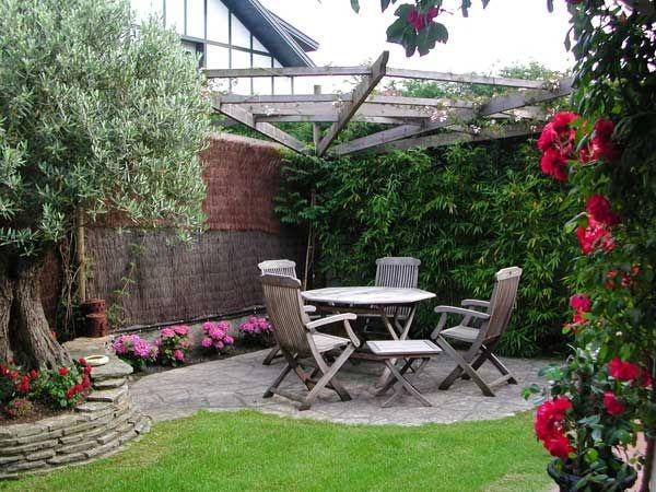 Resultado de imagen para rincones de jardin paisajismo for Rincones de jardines con encanto