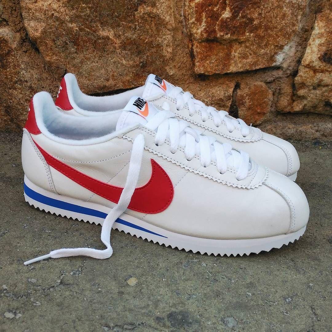 6a0d54de Nike Classic Cortez Leather, Nike Cortez, Hypebeast, Nike Air, Nike  Sneakers,