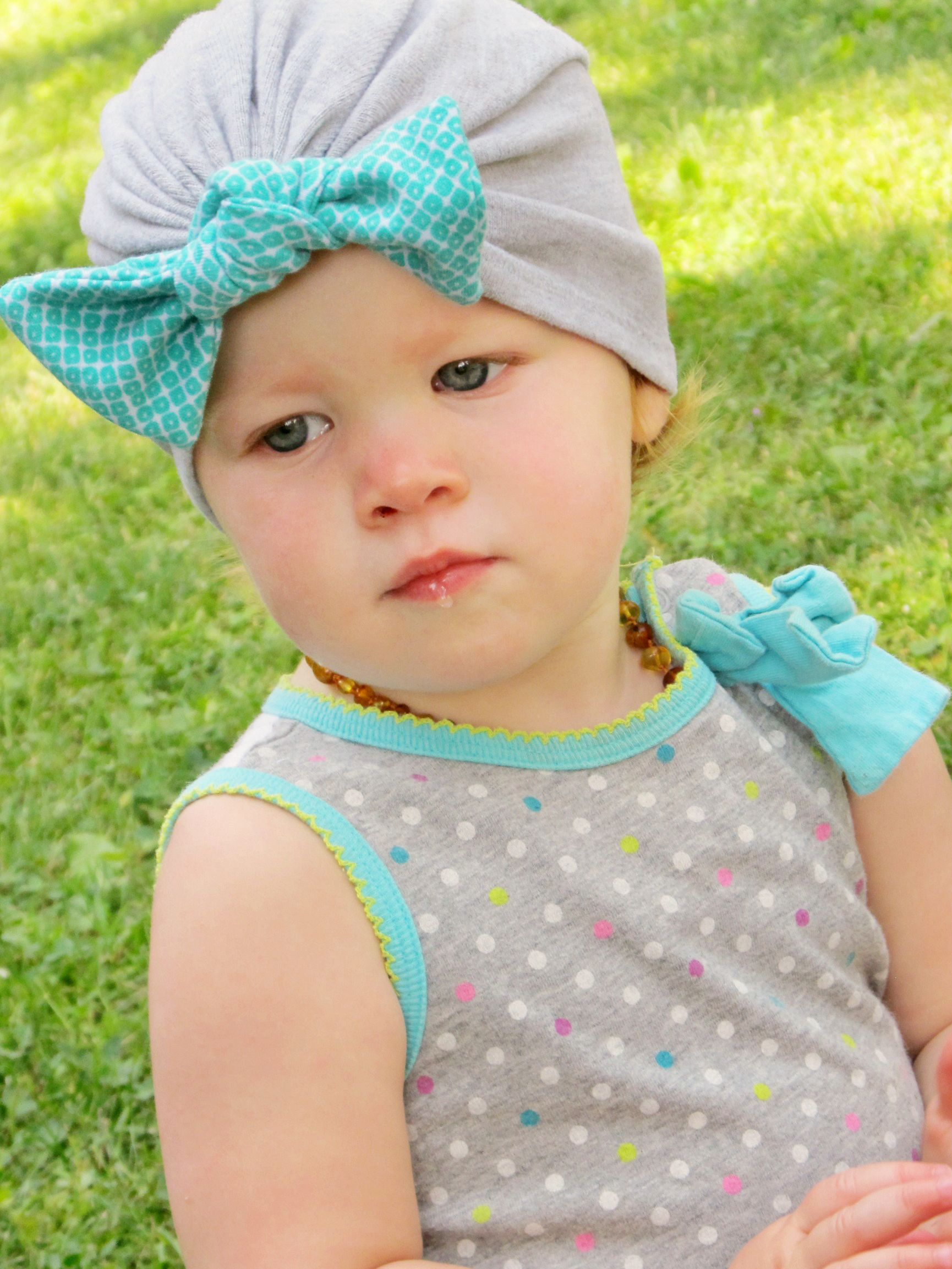 bow turban hat sewing pattern 6 | Sew what! | Pinterest