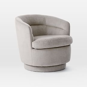 Viv Swivel Chair In 2021 Chair Swivel Chair Upholstered Chairs