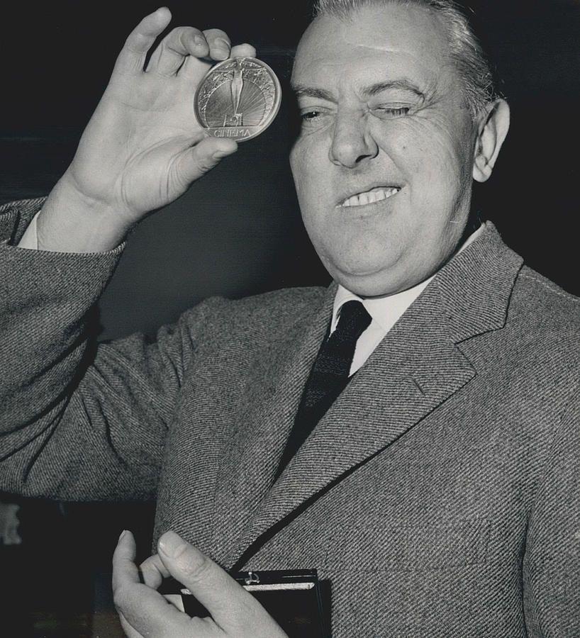 "Jacques Tati Awarded The Prize ""Melies"""