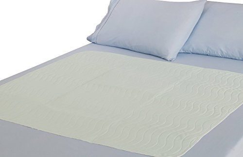 Utopia Bedding Sheet Protector / Underpad, Washable, Highly Absorbent (30 X  70 Inch) *** More Info Could Be Found At The Image Url.