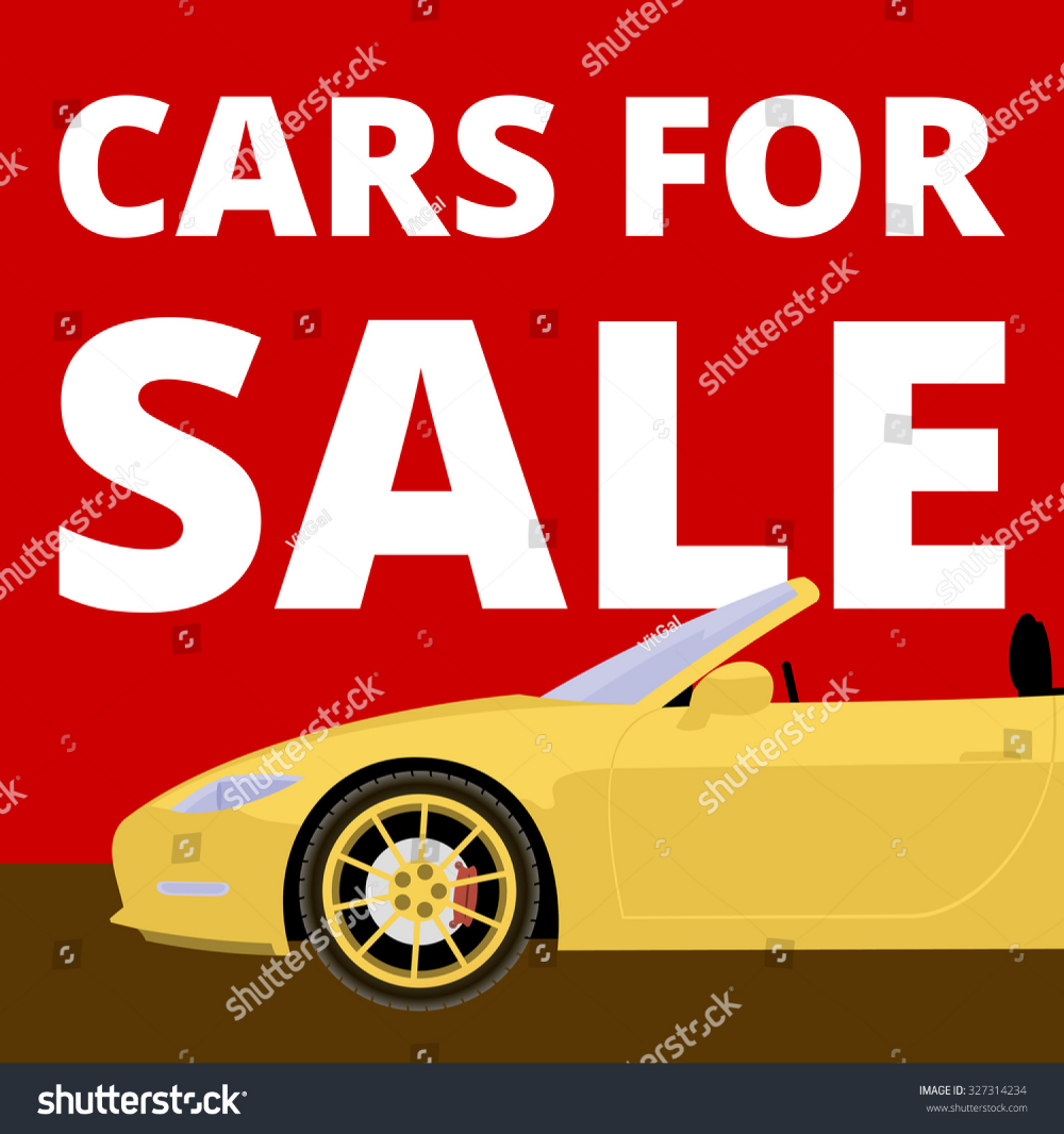 Yellow Cars For Sale Near Me Awesome Image Yellow Car On Red Background Stock Vector Royalty Toyota Suv Bmw For Sale Cars For Sale Philippines