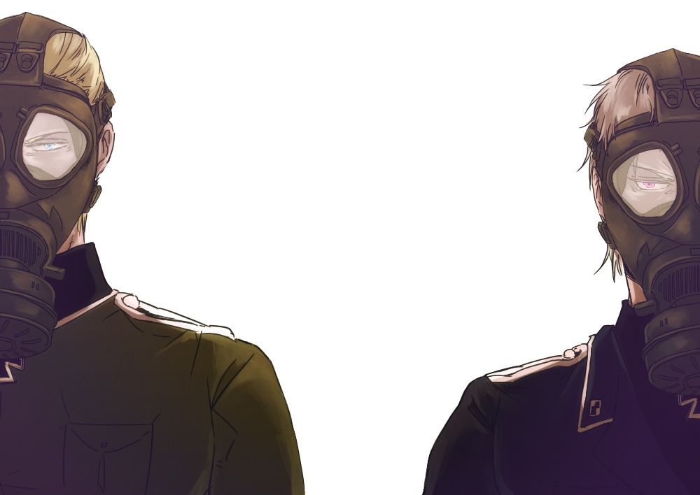 Germany and Prussia | Hetalia ✨ | Hetalia, Germany, prussia