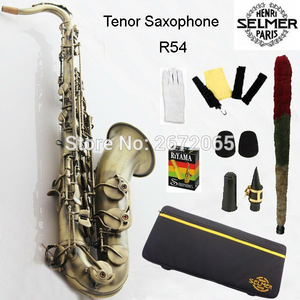 Free Shipping Buy Best High Quality France Selmer Tenor Sax Bb 54 - professional reference