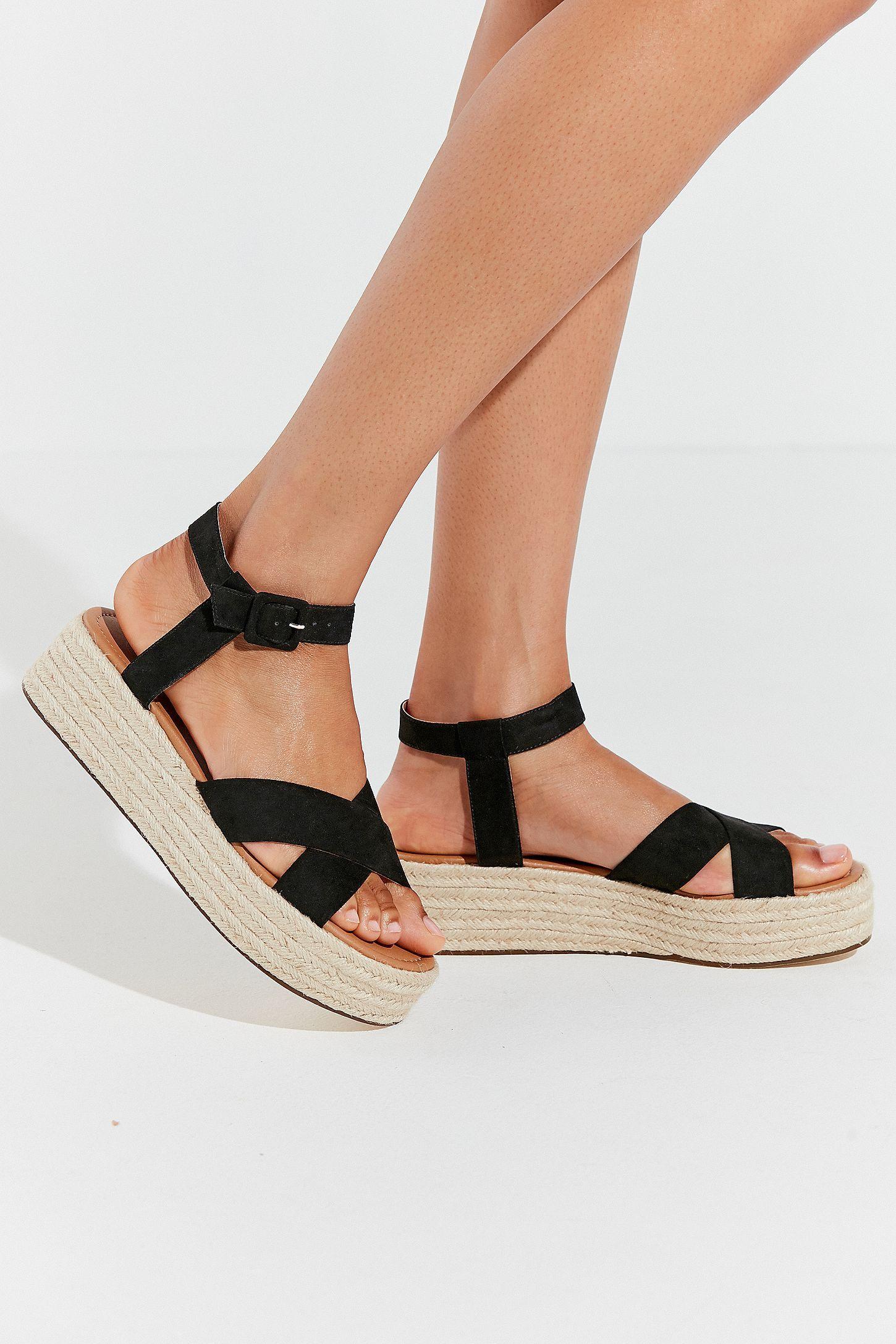 0f1116761a0c Cora Flatform Espadrille Sandal