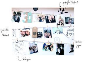 April 20 2016 BEST FRIENDS MEMORY WALL My dear friend Sabine celebrated her 30th birthday  a lovely and personal gift was needed So got gifts gifts for best friends gifts...
