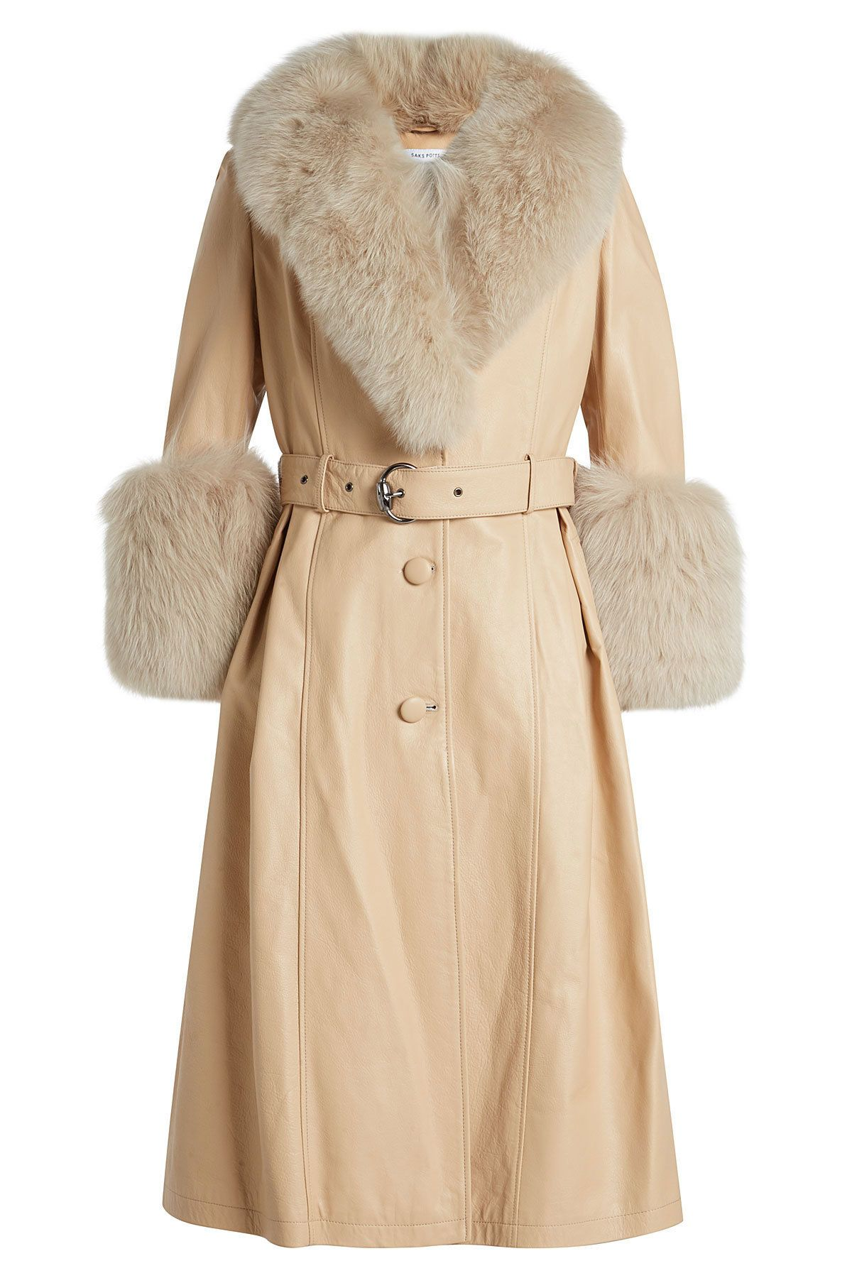 f3537858519c SAKS POTTS . #sakspotts #cloth #   Saks Potts in 2019   Coat, Saks ...