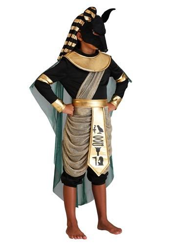 Anubis Children/'s Costume
