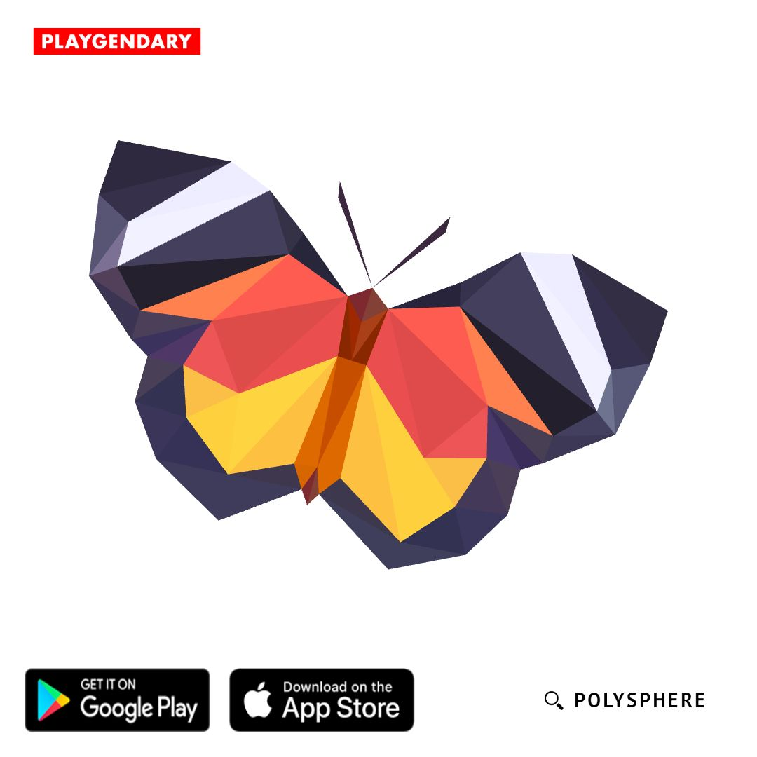 Https Itunes Apple Com App Id1440756080 Polygon Art Geometric Art Geometric Animals