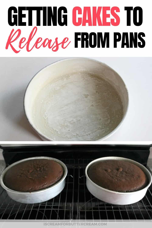 Pan Release Recipe Easy Cake Decorating No Bake Cake Pecan Cake