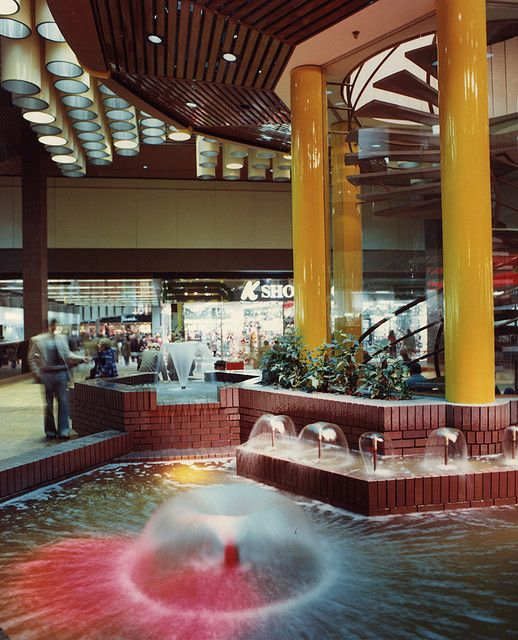 052056 Eldon Square Shopping Centre Newcastle Upon Tyne City Engineers 1976 In 2020 Eldon Square Newcastle City
