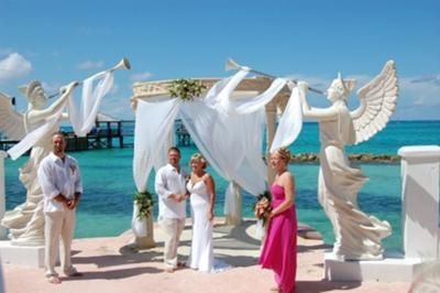 Sandals Royal Bahamian Destination Wedding