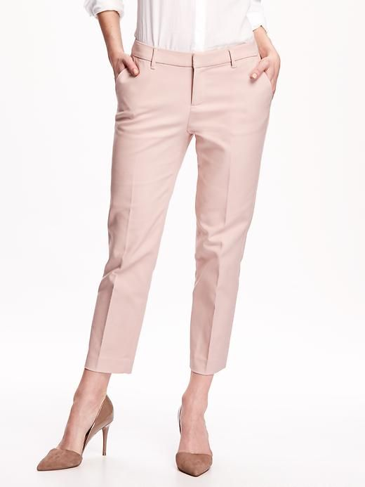 Mid-Rise Harper Trousers Product Image