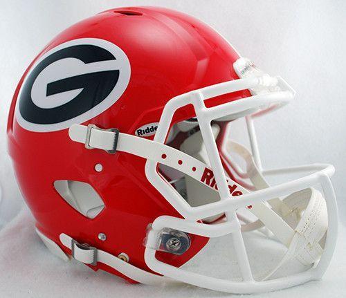 Schutt NCAA Louisiana Tech Bulldogs Mini Authentic XP Football Helmet