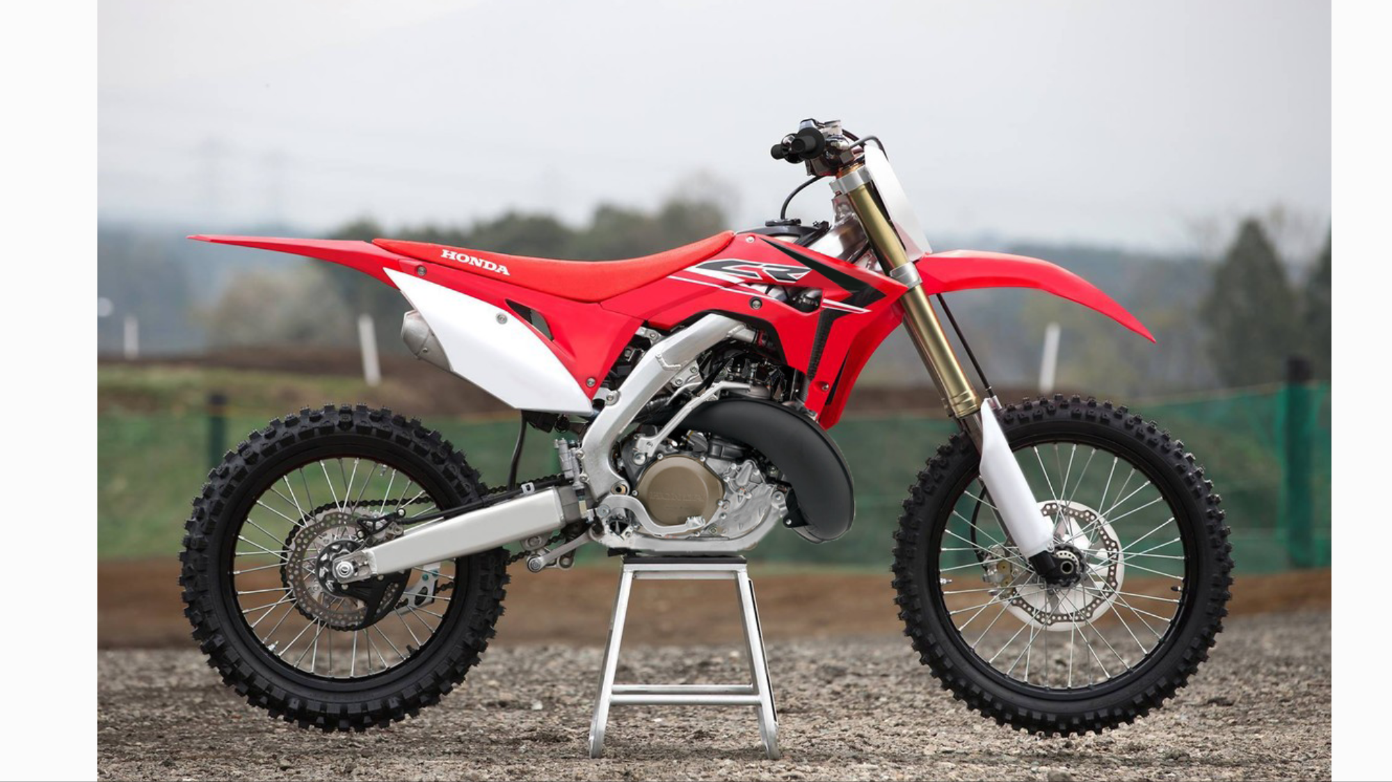 2018 Honda Cr250r Motocross Motocross Motorcycle Dirt Bikes