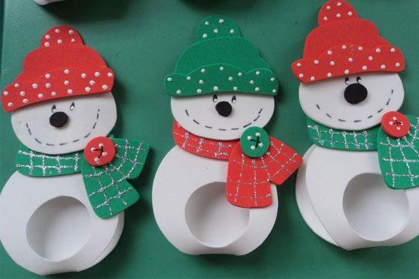 Lembrancinhas De Natal Em Eva Para Educacao Infantil Christmas