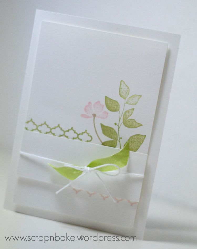Stampin' UP ! - Summer Silhouettes