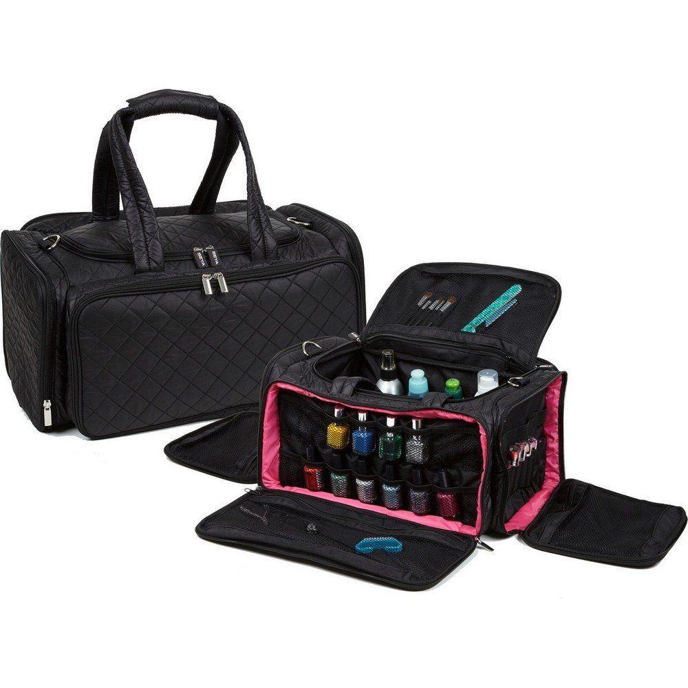 Nail Polish Travel Bag Ultimate Makeup