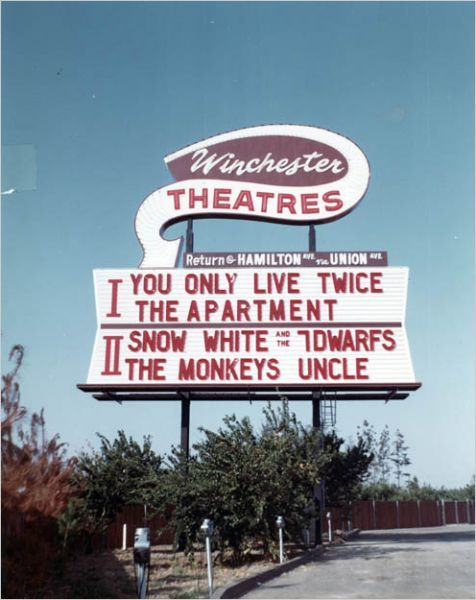 Winchester Drive In Campbell Ca With
