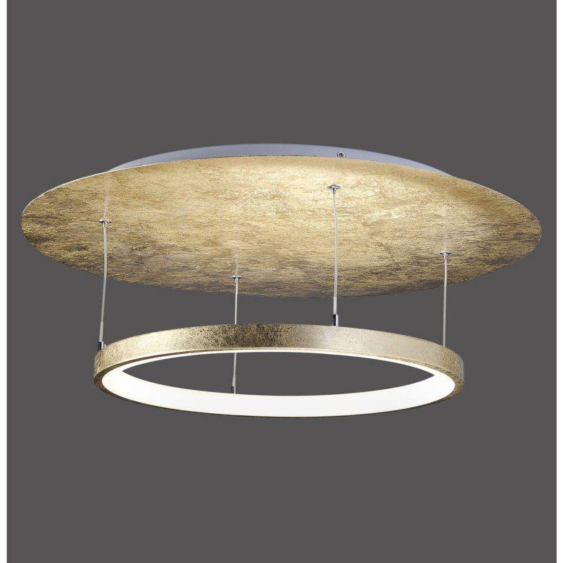 LED Deckenleuchte NEVITA optiwohnwelt schlafzimmer   Led ...