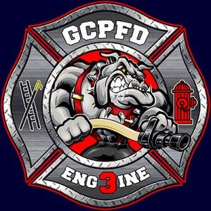Garden City Park Fire Department E 3 Fire Fighters