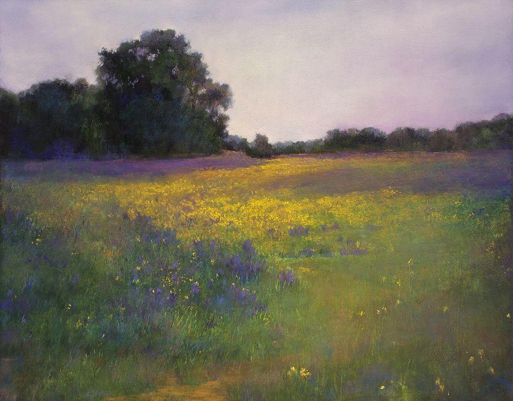 Jannene Behl Pastel Landscape Landscape Paintings Landscape Paintings Acrylic