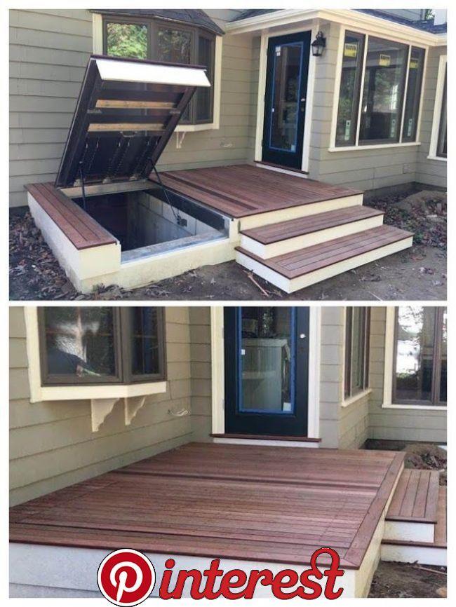 Dream Outdoor Kitchen Secret Rooms Backyard Patio Building A Deck