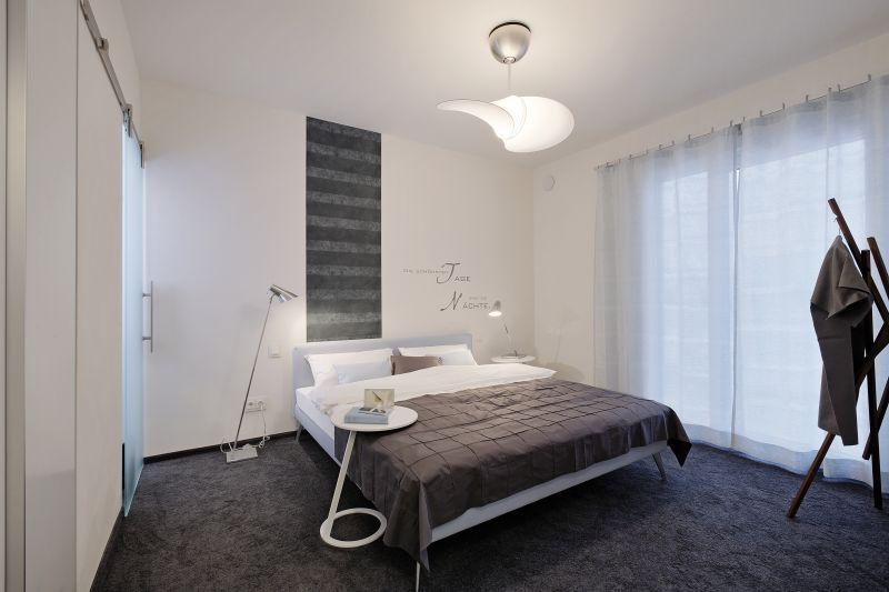 Fertighaus Heßdorf das schlafzimmer unserem musterhaus in heßdorf zu besichtigen