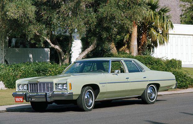 1975 Chevy Impala Cool Cars Chevrolet Impala Chevy