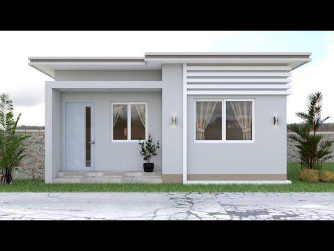 Small House Design 50 SQM