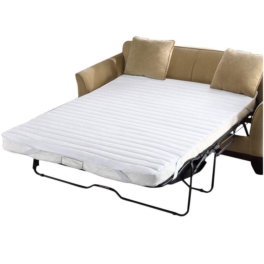 Comfort Cloud Sleeper Sofa Bed Mattress Pad Sleepersofa Sofa
