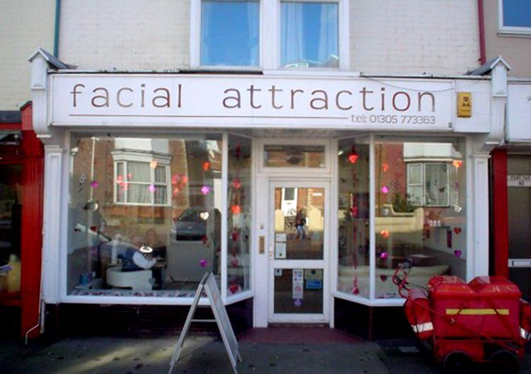 Facial Attraction