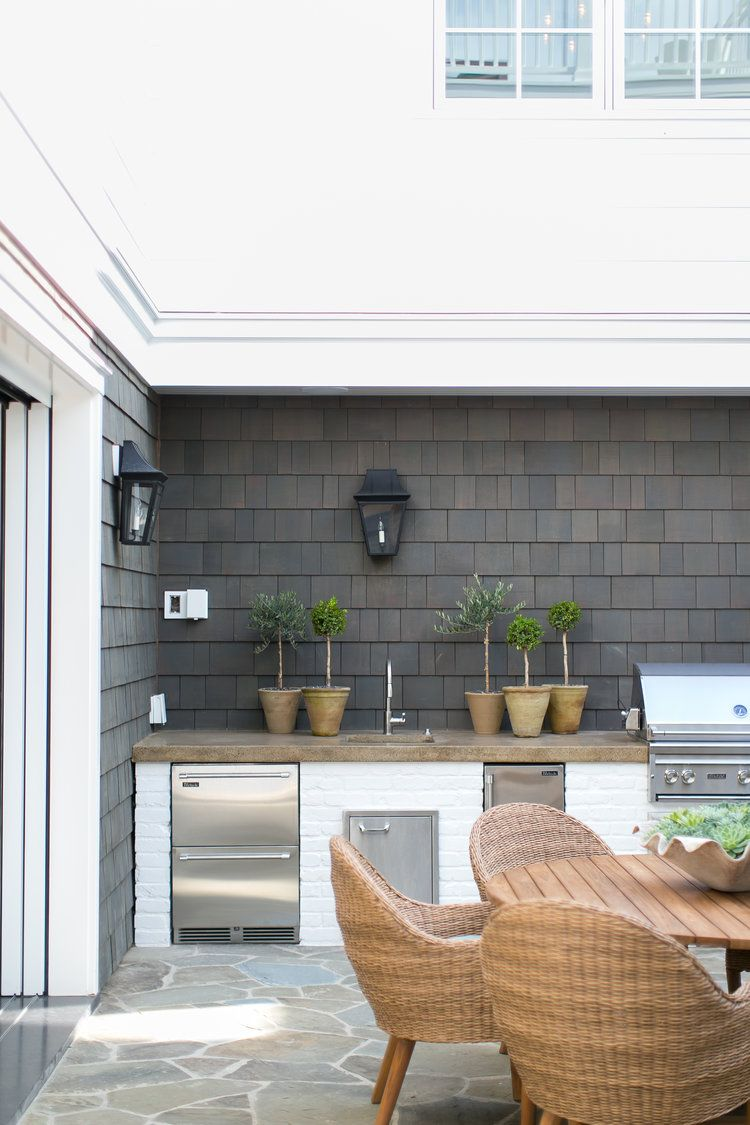 Outdoor Kitchen Design On Kitchen 20 Beautiful Outdoor Kitchen Ideas  Black Cabinet Kitchens And