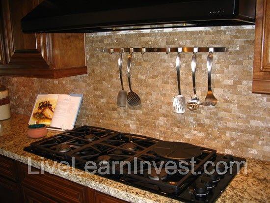 kitchen backsplash ideas granite