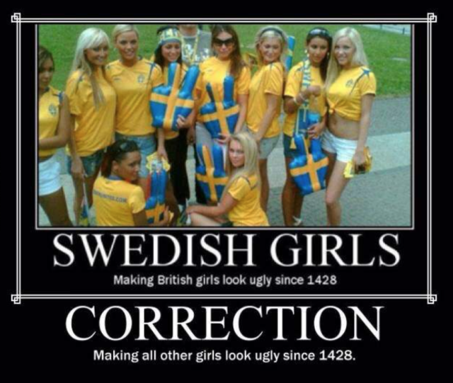 Are swedish women easy