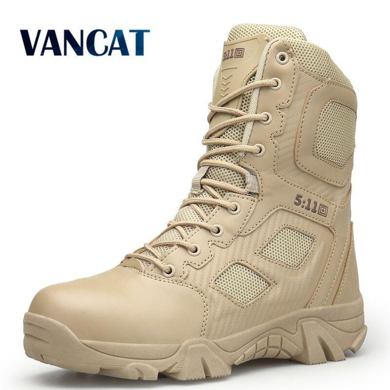 Combat boots men
