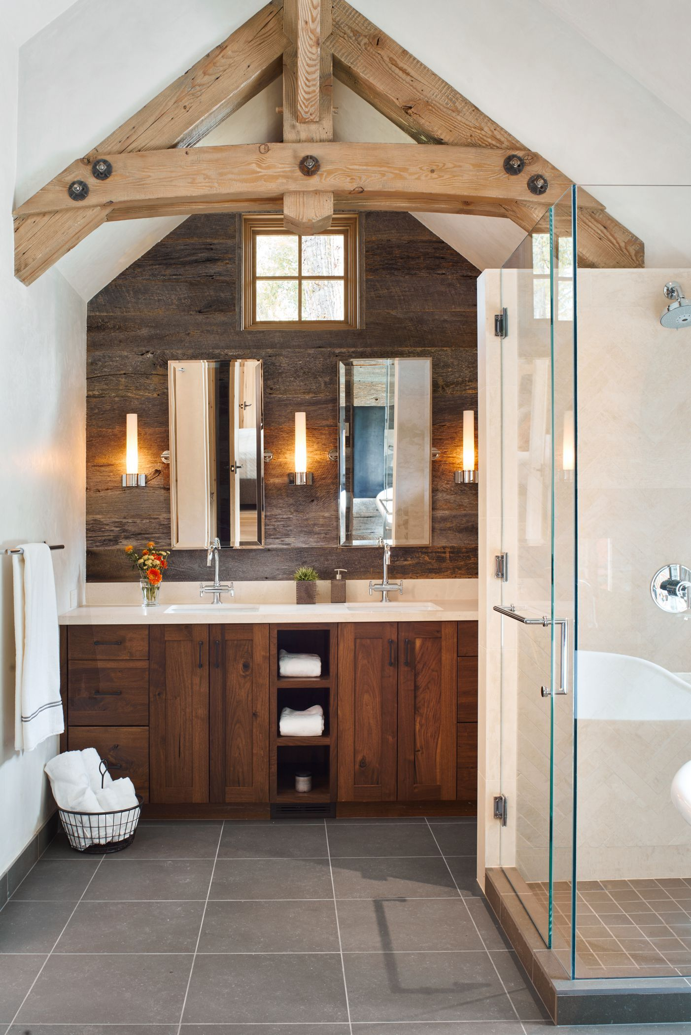 These Walk-In Shower Ideas Will Help You Find Your Zen ...