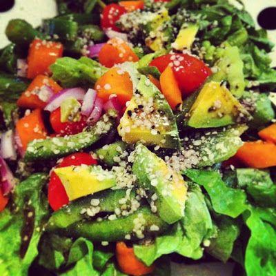 iFit: #Vegan Salad Mix #Recipe