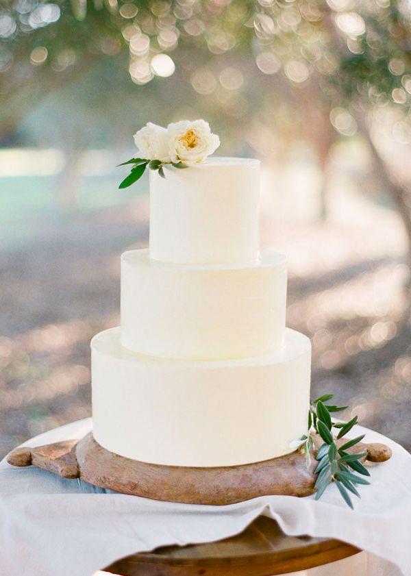 White Green Wedding Cake Jemma Keech Color Greenery