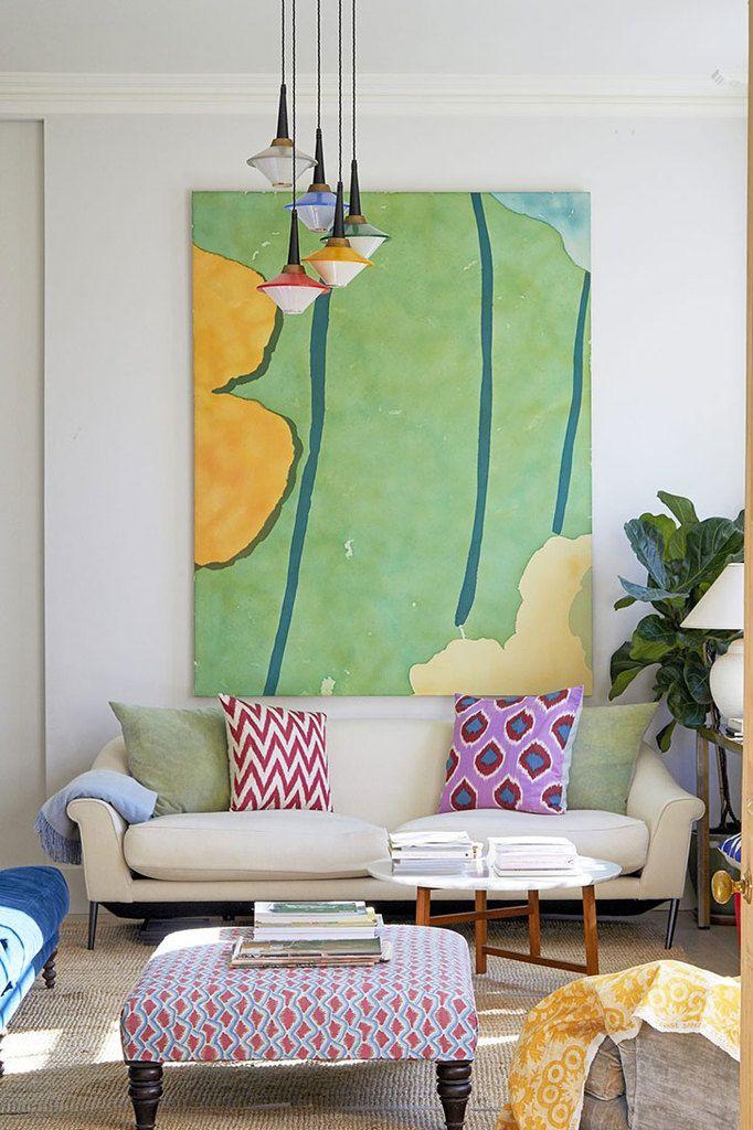 Une maison de famille colorée - A part ça ... | Maison de famille, Couleurs maison, Maison