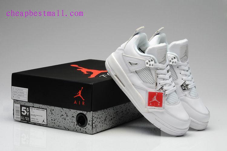Pin on Air Jordan 4 Retro Men's Sneakers